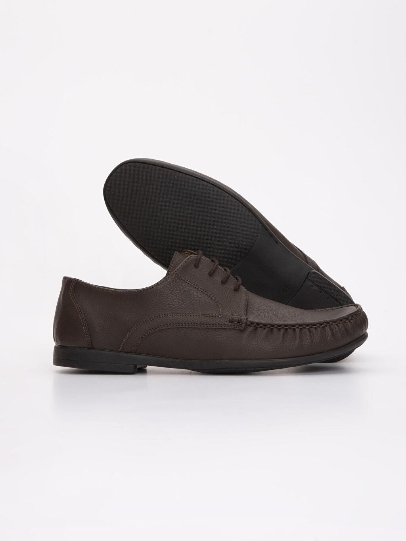 Erkek Erkek Deri Görünümlü Ayakkabı
