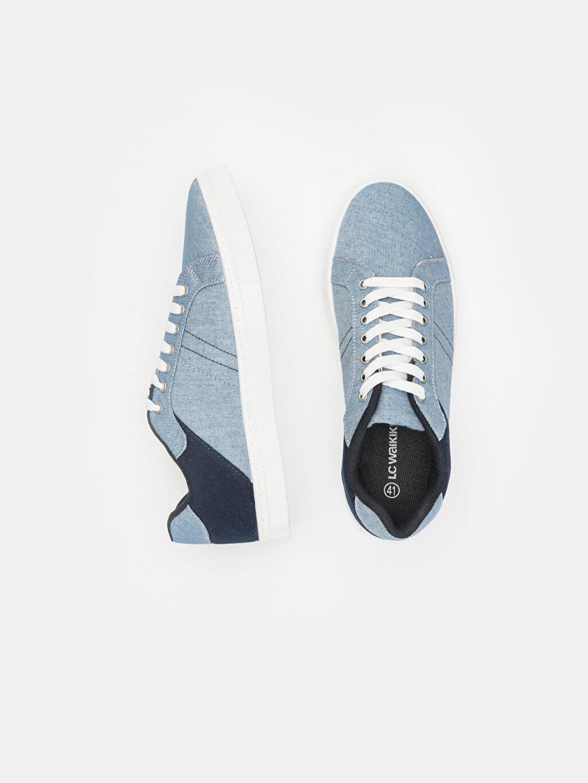 Tekstil malzemeleri Ayakkabı Erkek Günlük Bağcıklı Ayakkabı