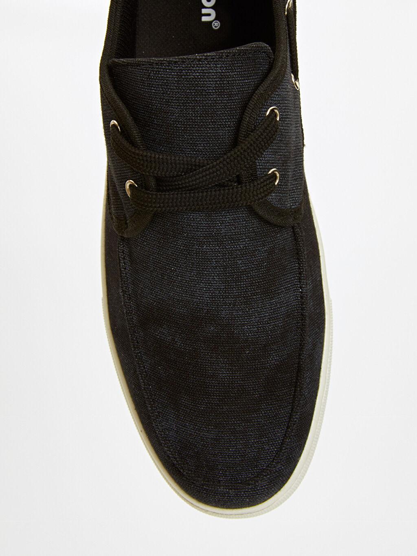 LC Waikiki Siyah Letoon Erkek Loafer Ayakkabı