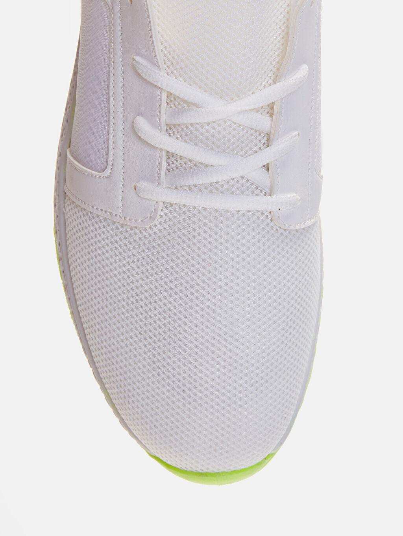 LC Waikiki Beyaz Erkek Bağcıklı Aktif Spor Ayakkabı
