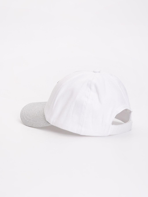 Kadın Yazı Baskılı Şapka