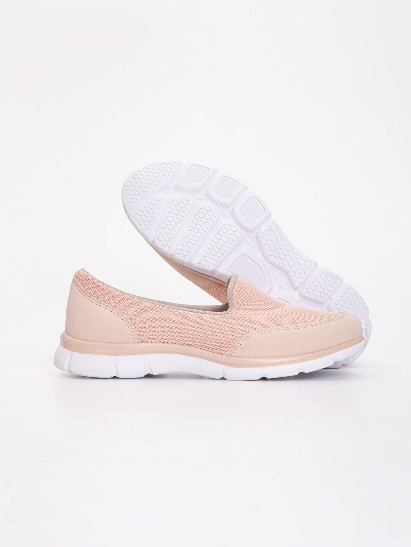 Kadın Kadın Slip On Spor Babet Ayakkabı