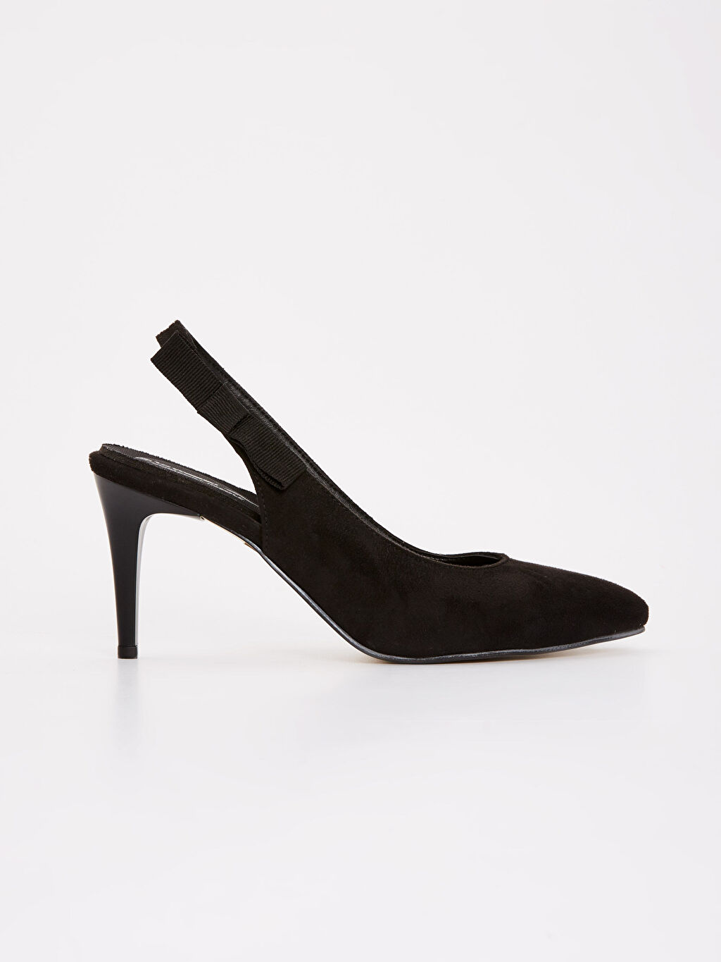Siyah Kadın Topuklu Ayakkabı 9S5782Z8 LC Waikiki
