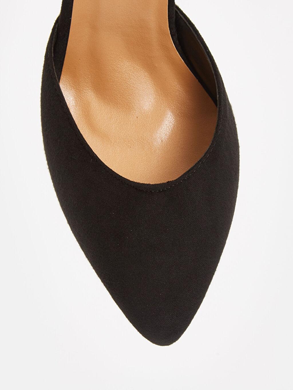 LC Waikiki Siyah Kadın Topuklu Ayakkabı