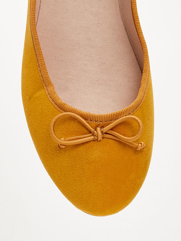 LC Waikiki Kahverengi Kadın Babet Ayakkabı