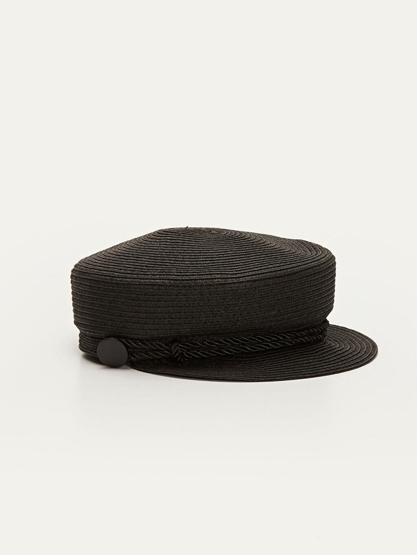 Siyah Denizci Şapkası 9SV529Z8 LC Waikiki