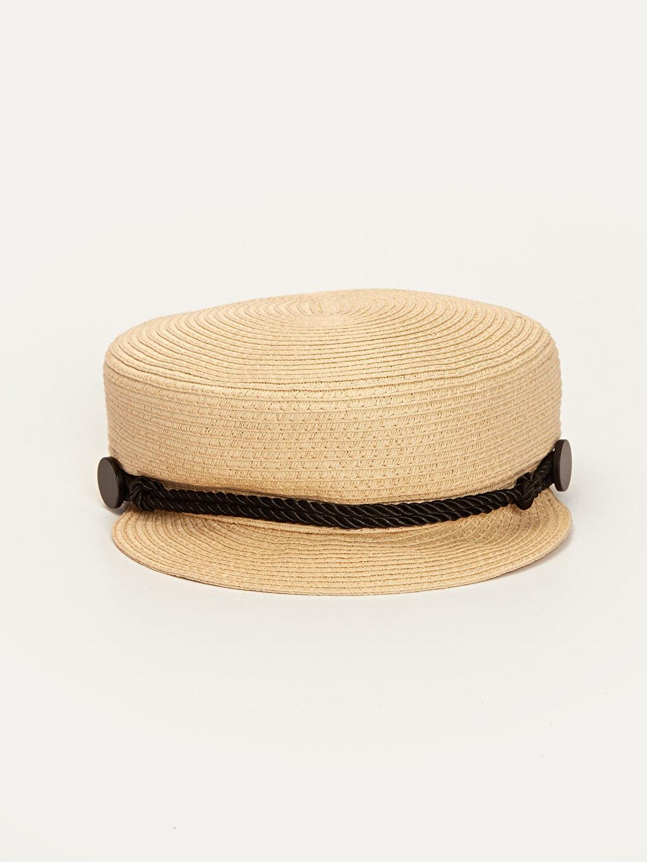 %11 Poliester %89 Kağıt  Denizci Şapkası