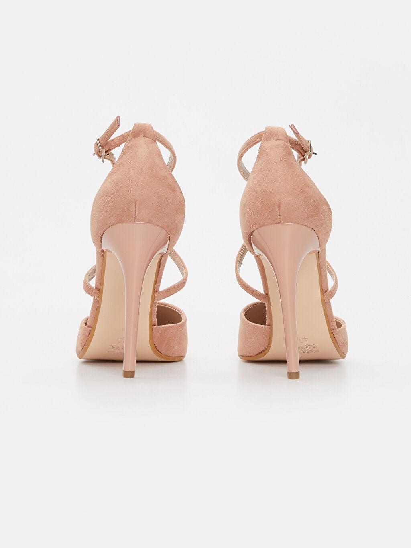 Kadın Çapraz Bantlı Stiletto Ayakkabı
