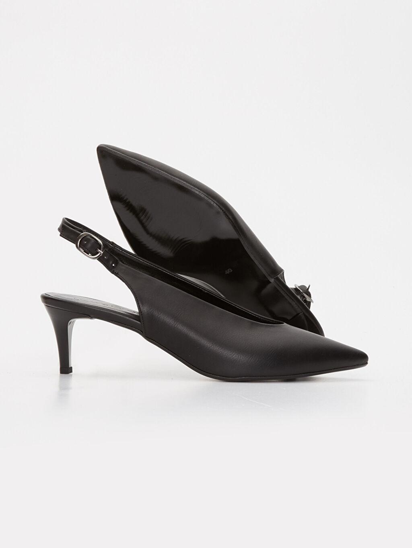 Kadın Kadın İnce Topuklu Ayakkabı
