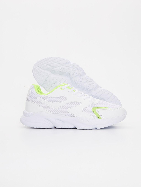 Kadın Letoon Kadın Bağcıklı Spor Ayakkabı