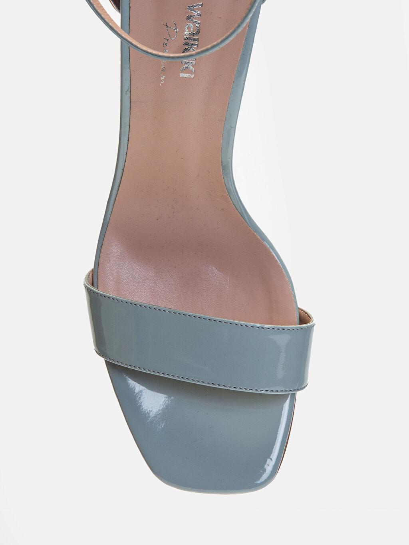 LC Waikiki Yeşil Kadın Topuklu Ayakkabı