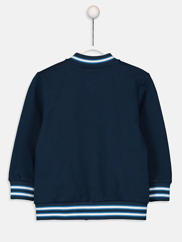 %86 Pamuk %14 Polyester Hırka Düz Orta Diğer Erkek Çocuk Düğmeli Örme Hırka