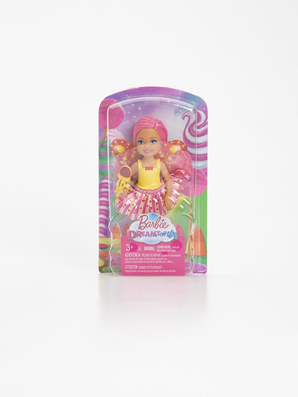 Çok Renkli Kız Çocuk Barbie Oyuncak Bebek 9S1702Z4 LC Waikiki
