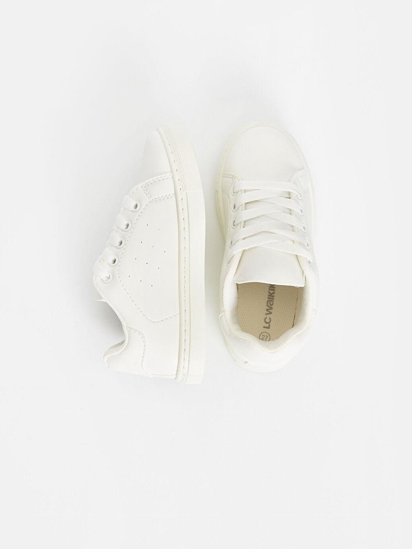 Diğer malzeme (poliüretan) Tekstil malzemeleri Ayakkabı 23 Nisan Erkek Çocuk Spor Ayakkabı
