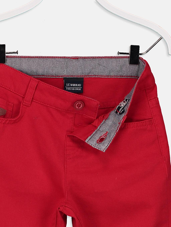 Erkek Çocuk 23 Nisan Erkek Çocuk Standart Kalıp Pantolon