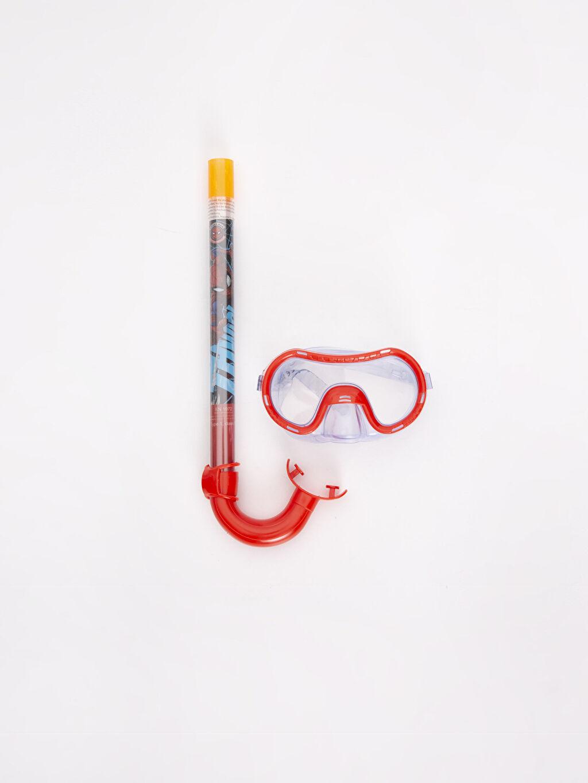 Çok Renkli Erkek Çocuk Spırderman Deniz Gözlüğü 9S3946Z4 LC Waikiki