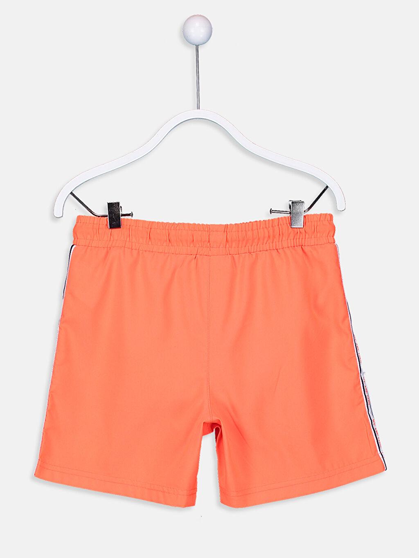 %100 Polyester %100 Polyester Şort Erkek Çocuk Deniz Şortu