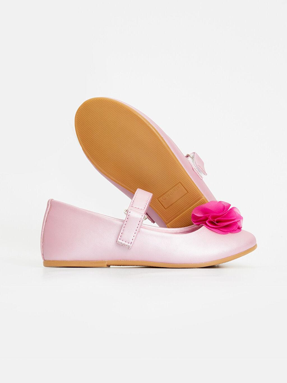 Kız Çocuk 23 Nisan Kız Çocuk Babet Ayakkabı