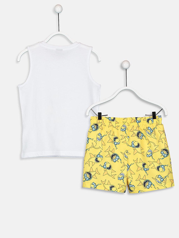 %100 Pamuk %100 Polyester %100 Polyester Takım Erkek Çocuk Güneşte Renk Değiştiren Yüzme Takım