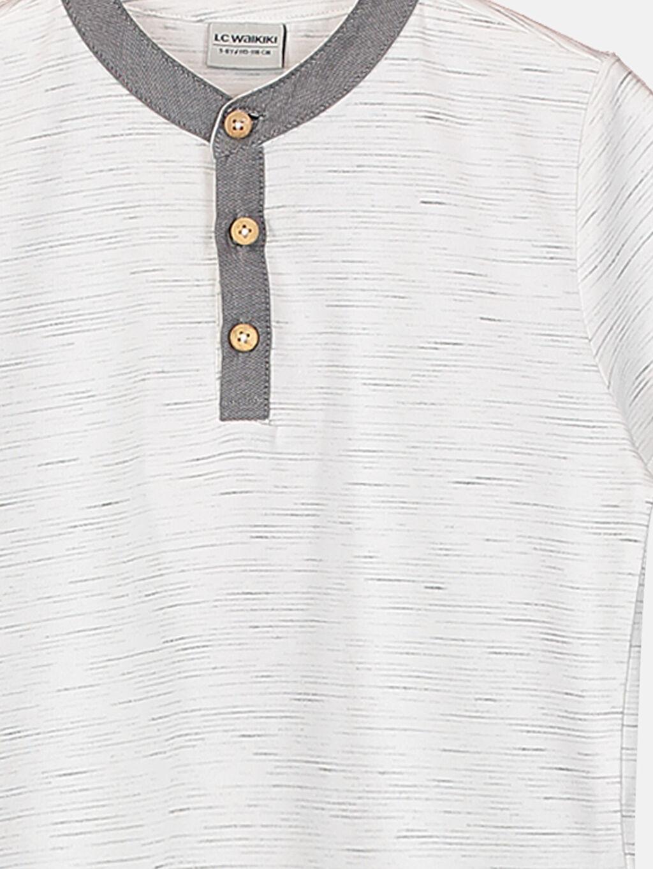 Erkek Çocuk Erkek Çocuk Kısa Kollu Basic Tişört