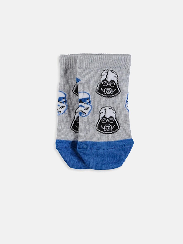 Star Wars Patik Çorap 3'lü