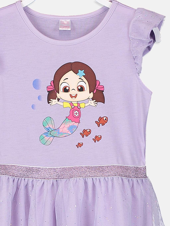 Kız Çocuk Kız Çocuk Niloya Elbise
