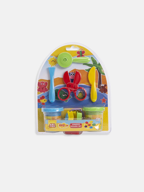Çok Renkli Erkek Çocuk Oyun Hamuru Seti 9SN835Z4 LC Waikiki