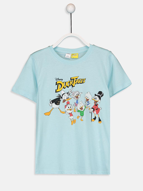 Erkek Çocuk Erkek Çocuk Duck Tales Pijama Takımı