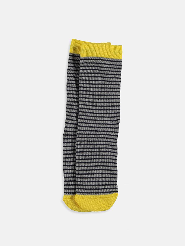 Erkek Çocuk Erkek Çocuk Soket Çorap 5'li