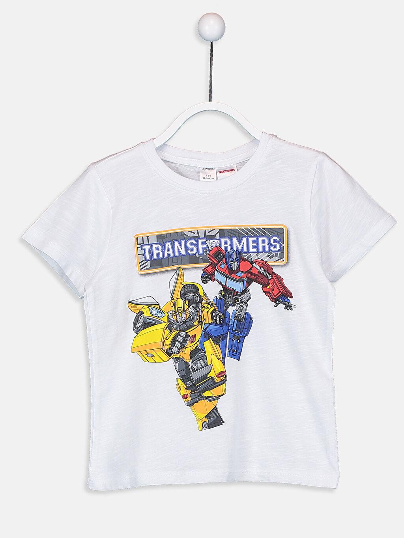 Erkek Çocuk Erkek Çocuk Transformers Pijama Takımı