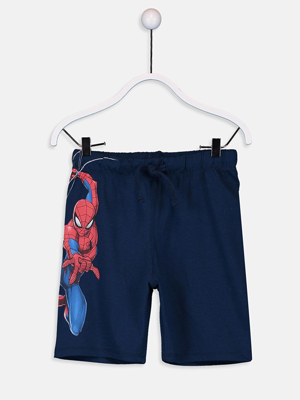 Erkek Çocuk Spiderman Tişört ve Şort