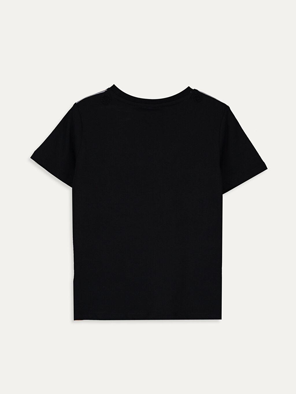Erkek Çocuk Erkek Çocuk Batman Tişört ve Pelerin