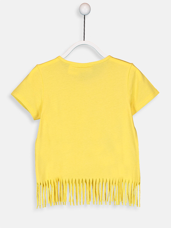 Kız Çocuk Kız Çocuk Baskılı Tişört