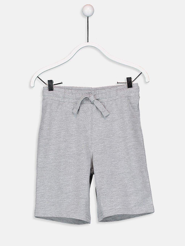 Erkek Çocuk Pamuklu Tişört ve Şort
