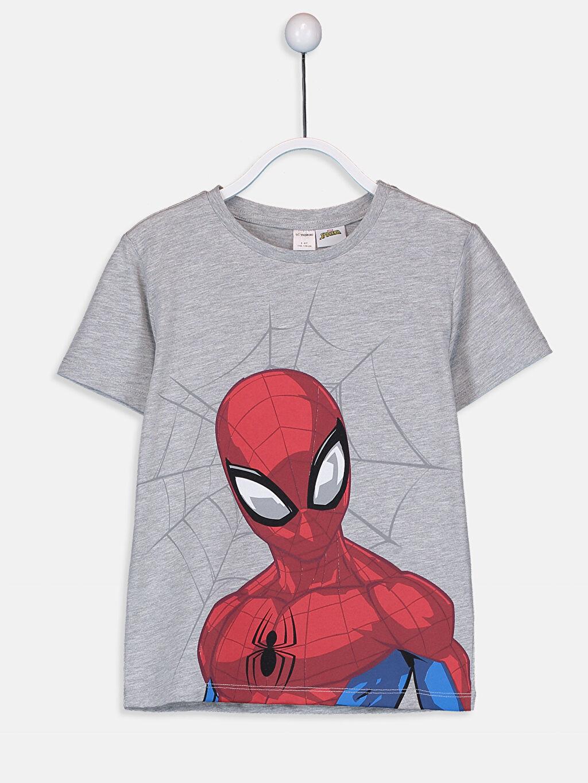 Erkek Çocuk Erkek Çocuk Spiderman Pijama Takımı