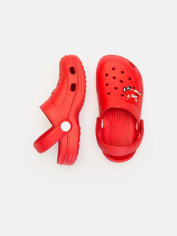 Diğer malzeme (eva) Diğer malzeme (eva)  Erkek Çocuk Kalın Taban Sandalet