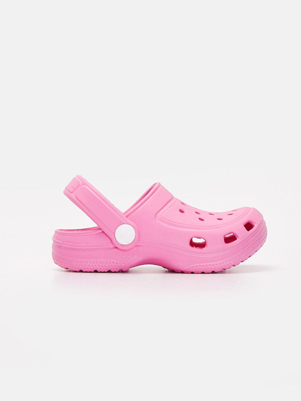 Pembe Kız Çocuk Sandalet 9SC624Z4 LC Waikiki
