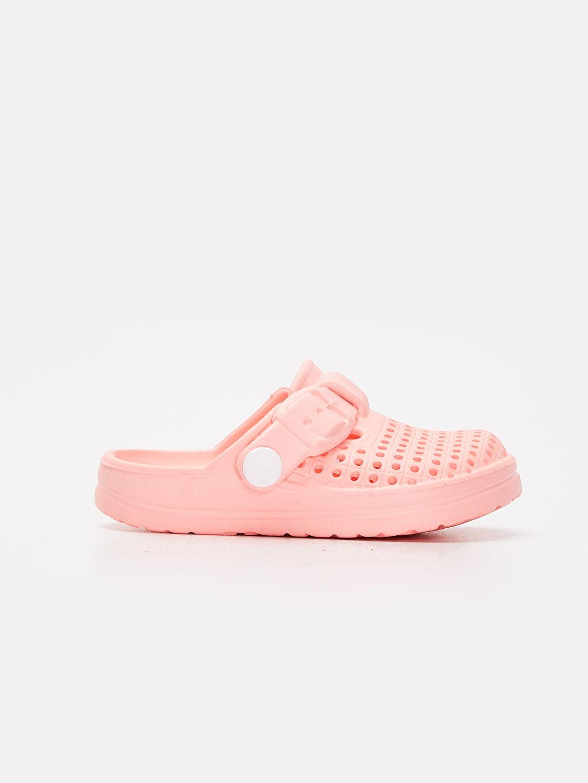 Turuncu Kız Çocuk Sandalet 9SC628Z4 LC Waikiki