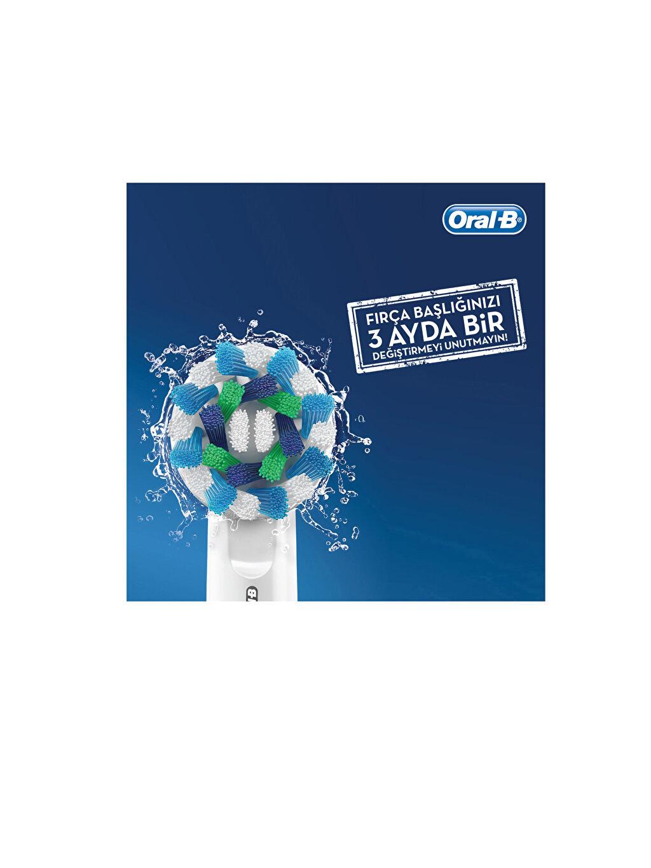9WC096Z4 Oral-B Çocuk Frozen Özel Seri Şarj Edilebilir Diş Fırçası