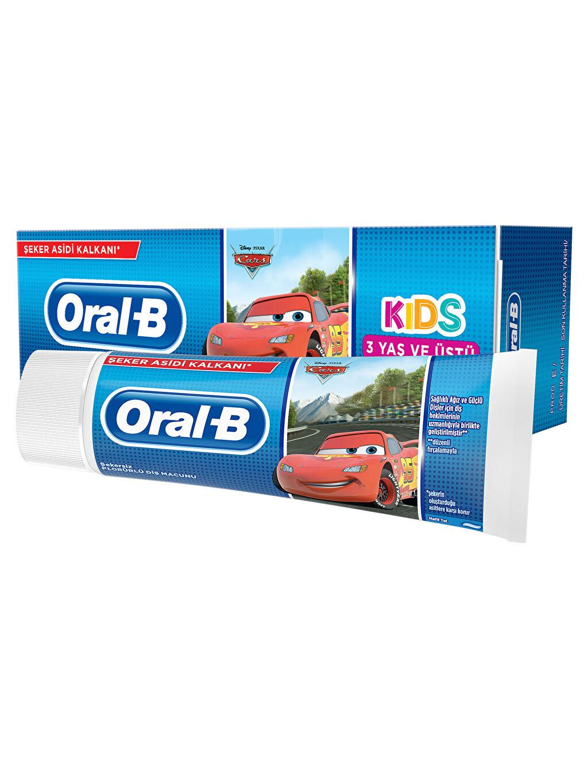 Erkek Çocuk Oral-B Pro-Expert Cars Çocuk Diş Macunu 75 ml