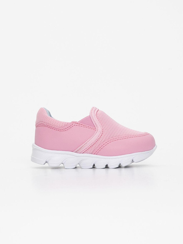 Pembe Kız Bebek Aktif Spor Ayakkabı 9S3050Z1 LC Waikiki