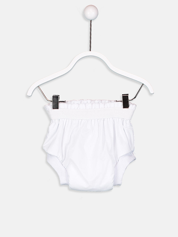 Erkek Bebek Külot 2'li