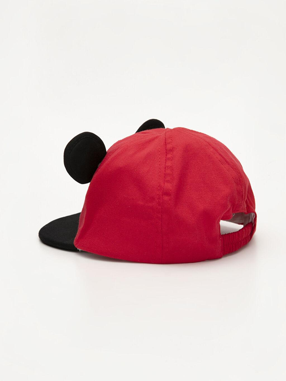 Erkek Bebek Erkek Bebek Mickey Mouse Şapka