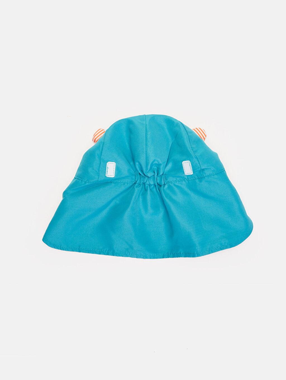 Erkek Bebek Erkek Bebek Baskılı Şapka