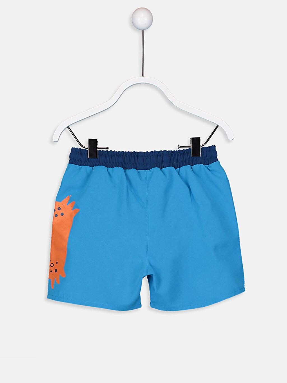 %100 Polyester %100 Polyester Şort Erkek Bebek Yüzme Şort