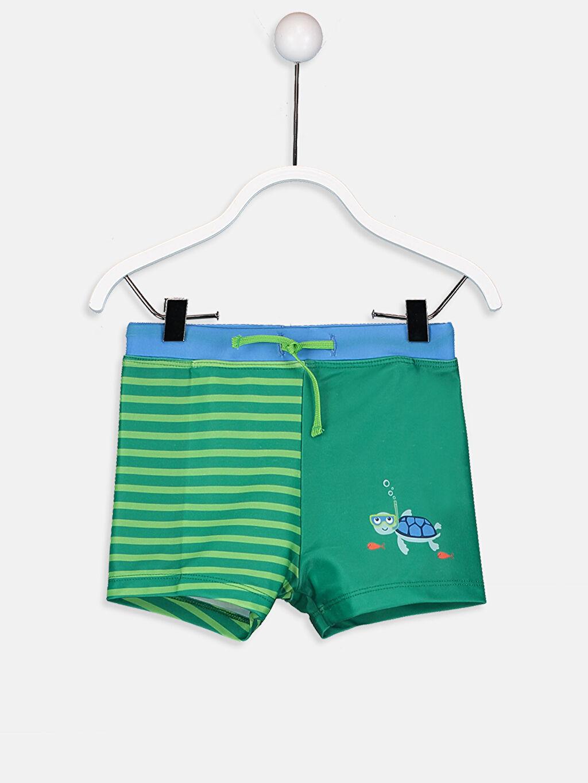 Yeşil Erkek Bebek Mayo 9S6842Z1 LC Waikiki