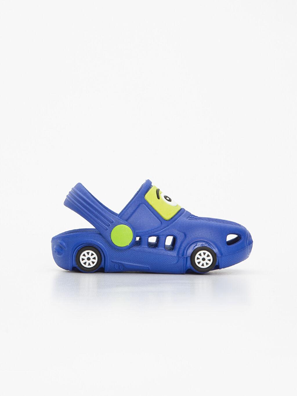 Mavi Erkek Bebek Desenli Sandalet 9S8397Z1 LC Waikiki