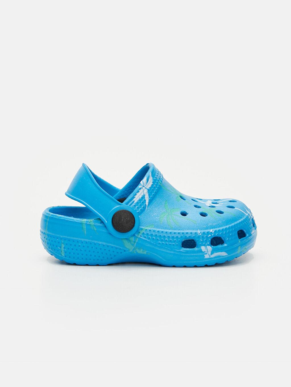 Mavi Erkek Bebek Desenli Sandalet 9SJ631Z1 LC Waikiki