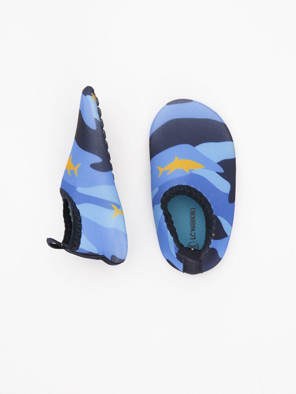 Tekstil malzemeleri Tekstil malzemeleri  Erkek Bebek Deniz Ayakkabısı