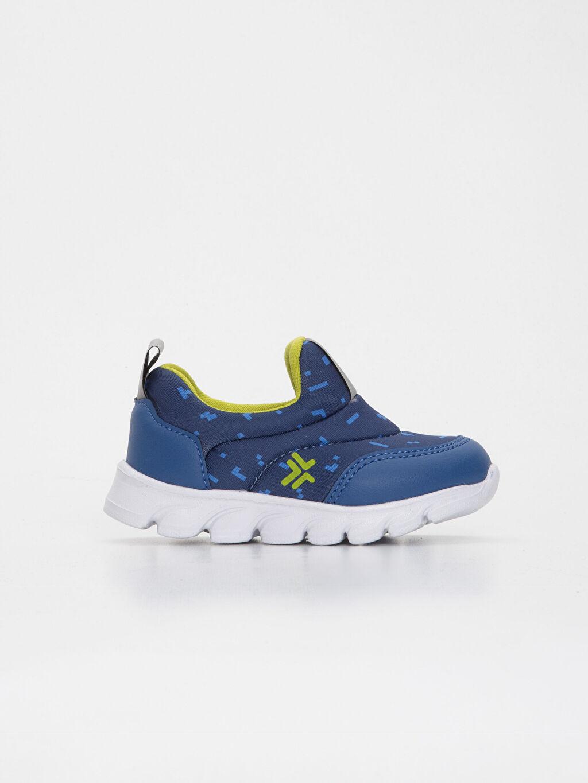Mavi Erkek Bebek Aktif Spor Ayakkabı 9SK475Z1 LC Waikiki